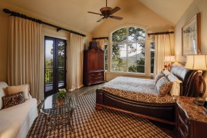 Mountain Transitional - Bedroom