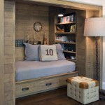 Old World Transitional - Bed Casework
