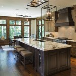 Old World Transitional - Kitchen