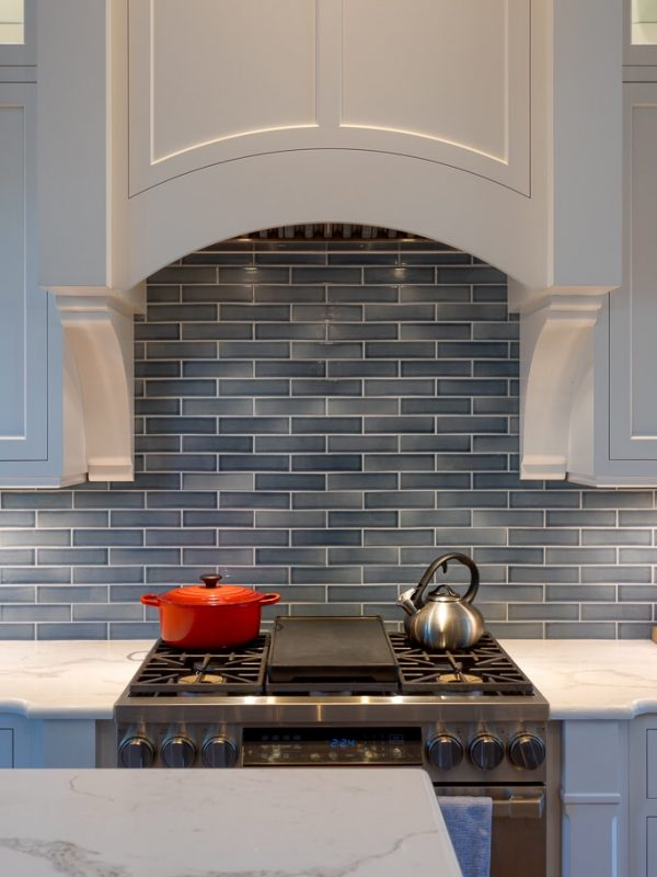 Granite Peak Kitchen Feature