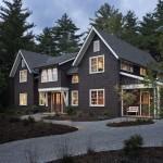 Tyner custom home exterior