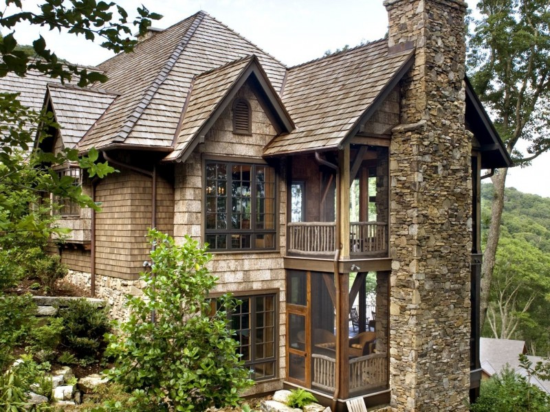 Antique Timber & Stone